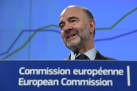 Pierre Moscovici, Member of the EC in charge of Economic and Financial Affairs, Taxation and Customs, will give a press conference on the publication of the Winter 2019 Economic Forecast. © European Union , 2019 / Source: EC - Audiovisual Service / Photo: Mauro Bottaro.